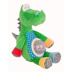 Peluche Dragón Musical con Luz