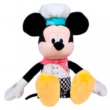 Peluche MIckey 45 cm. Master Chef