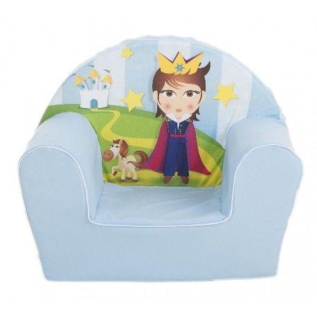 Sillón Infantil Príncipe