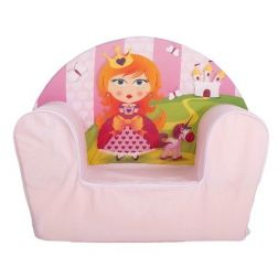 Sillón Infantil Princesa