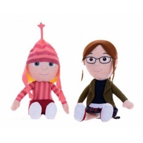 Los Minions: Edith y Margó
