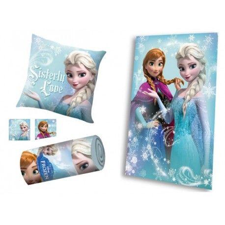Frozen Manta Polar + Cojín