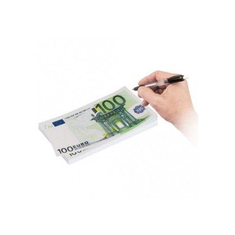 Block de Notas billetes 100€