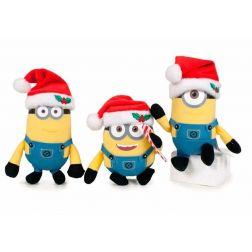 Minions Pequeños Navidad