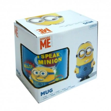 Taza Speak Minion