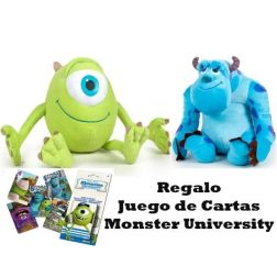 Lote Peluches Monster University