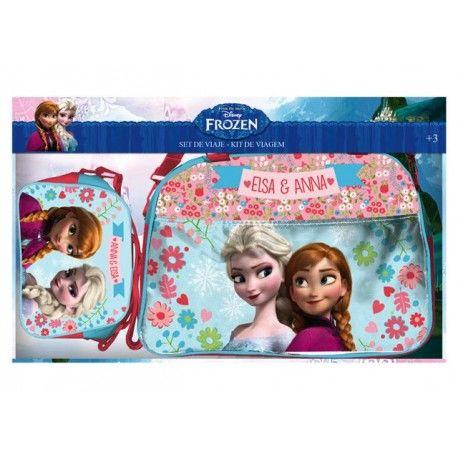 Frozen Set de Viaje