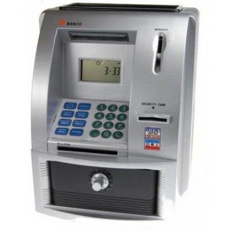 Hucha Digital Cajero Automático