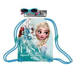 Frozen Set Mochila + Gafas