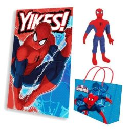 Lote Oferta Spiderman