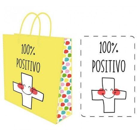 1c0d09604 Comprar Bolsas de Papel con Frases Originales - Peluchilandia