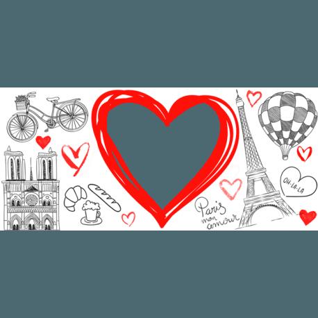 Taza Personalizada Paris