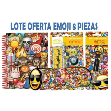 Set Regalo Emoji Oferta