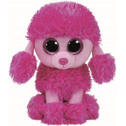 Beanie Boos - Patsy Caniche Rosa 15 cm.