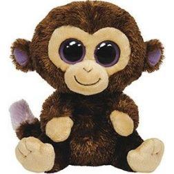 Beanie Boos - Coconut Mono 15 cm.