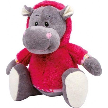 Hipopótamo con Capucha