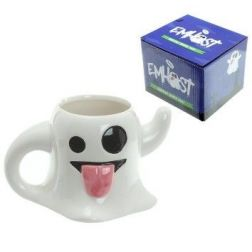 Taza Emoticono Fantasma