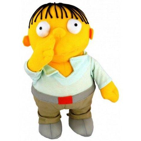 Peluche Ralph de los Simpsons
