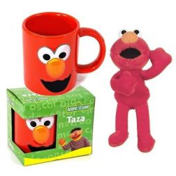 Set Regalo Elmo Taza + Peluche