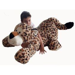 Leopardo de Peluche Gigante