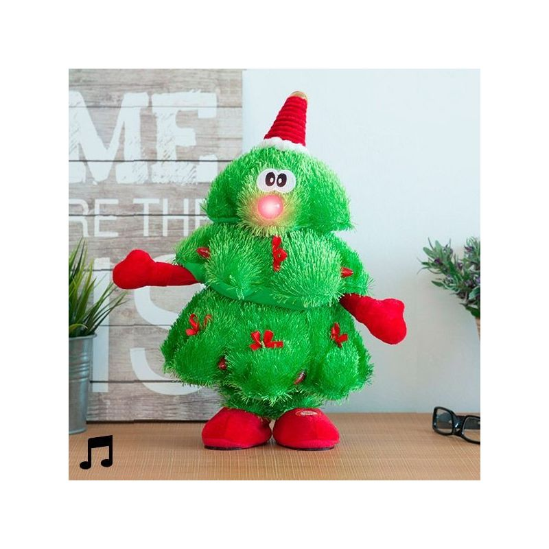 rbol de navidad bailarn - Imagenes Arboles De Navidad