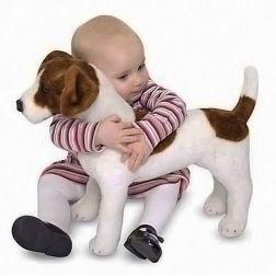 Peluche Russel Terrier