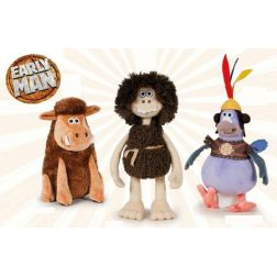 Peluches Cavernícola - Early Man