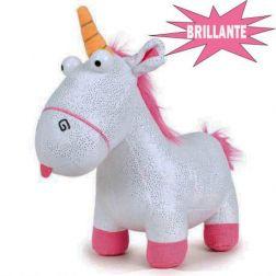 Unicornio Minions brillante