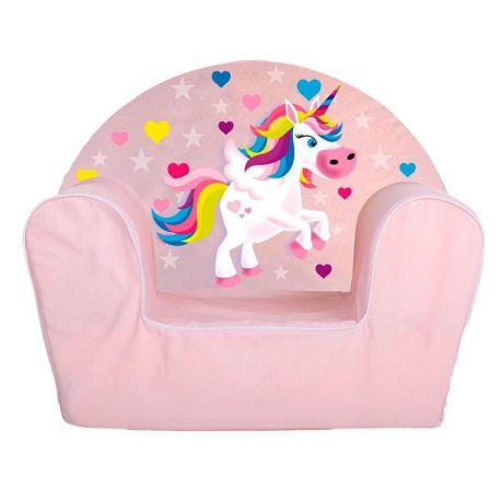 Sillón infantil Unicornio