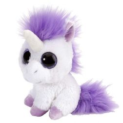 Mini Unicornio Ojos brillantes