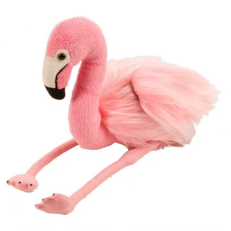 Peluche flamenco Rosa 30 cm