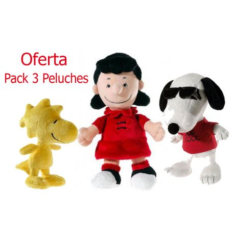 Pack Snoopy & Amigos