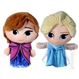 Marionetas Elsa y Anna