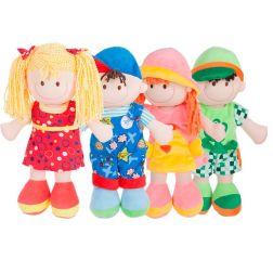 Muñecas y Muñecos de trapo 36 cm.