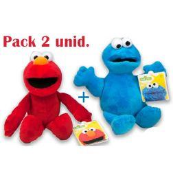 Peluche Elmo y Triki Pack Oferta