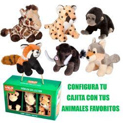 Animales Realistas de Selva