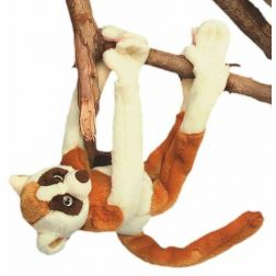 Peluche Mono con velcro
