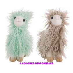 Llama Piluca Colores