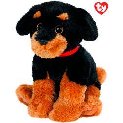 Perrito Peluche Rottweiler
