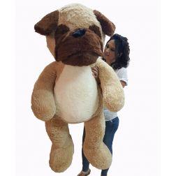 Perrito bonachón gigante