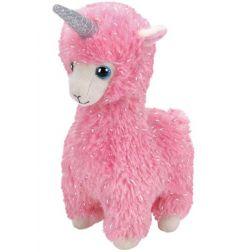 Peluche Llama Rosa TY