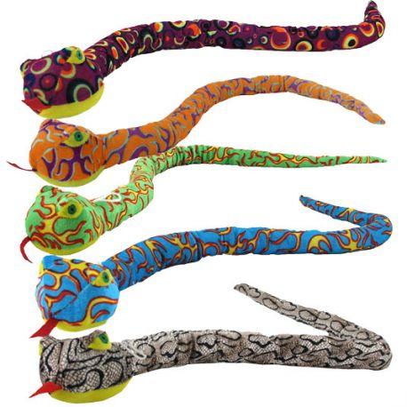 Serpientes de colores 90 cm.