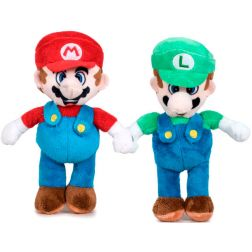 Peluche Mario y Luigi Pack Oferta