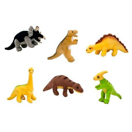 Peluches Dinosaurios Pack 3 Unid.