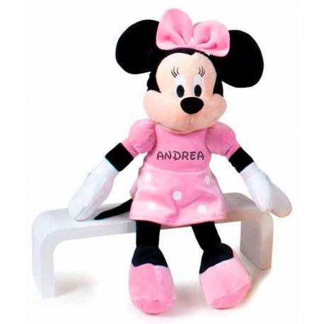 Peluches Minnie y Mickey Personalizados