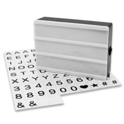 Cajas de Luz Personalizables