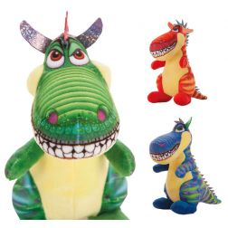 Dinosaurio furioso colores