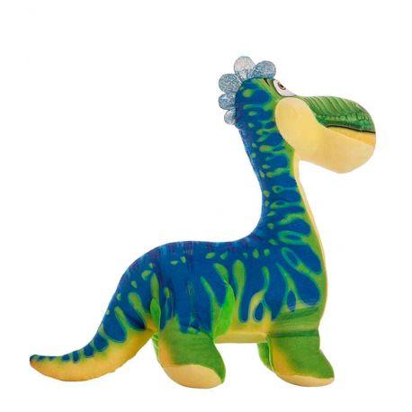 Dinosaurio simpático colores