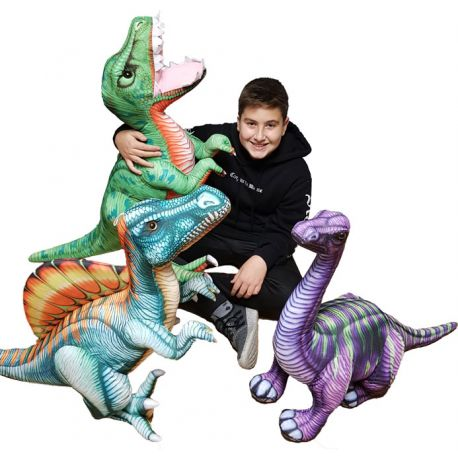 Dinosaurios Jurásico colores