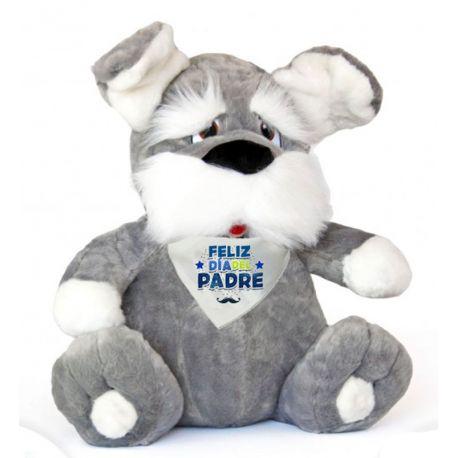 Perrito gris personalizado